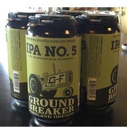 Ground Breaker IPA #5 Dry Hopped Gluten Free