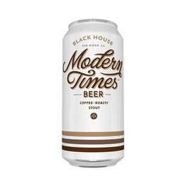 Modern Times Black House Coffee Roasty Stout