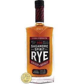 Sagamoe Spirit Cask Strength Straight Rye 375ml