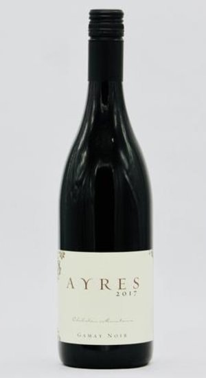 Organic & Natural Ayres Gamay Noir Chehalem Mountains 17