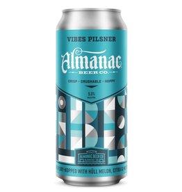 Almanac Vibes Hoppy Pilsner