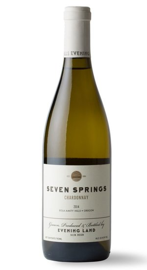 Biodynamic & Natural Evening Lands Seven Springs Chardonnay Eola-Amity Hills 16