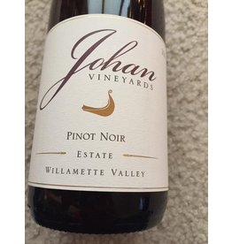 Biodynamic & Natural Johan Vineyards Estate Pinot Noir 15