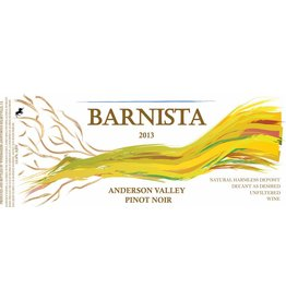 Barnista Pinot Noir Anderson Valley 13