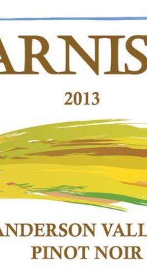 Barnista Pinot Noir Anderson Valley 13