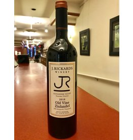 J. Rickards Old Vine Zinfandel 1908 Brignole Vineyard 15