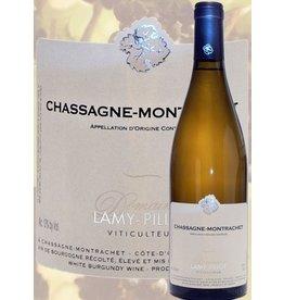 Domaine Lamy-Pillot Chassagne-Montrachet 16
