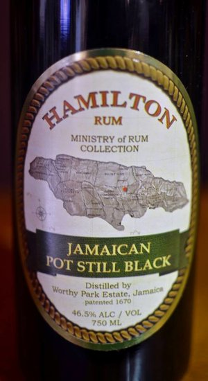 Hamilton Jamaican Pot Still Rum