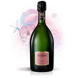Jeeper Grand Rose Champagne NV