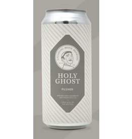 Laughing Monk Brewing Holy Ghost Pilsner