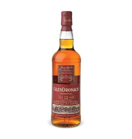 Glendronach 12 Year Old Highland Scotch Whisky