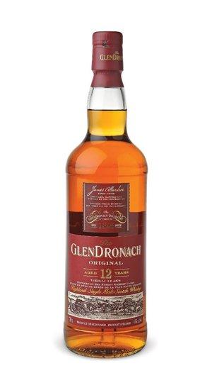 Glendronach 12 Year Old Highland Scotch Whisky