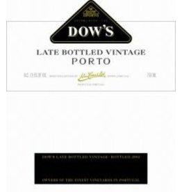 Dow's LBV 2007 375ml