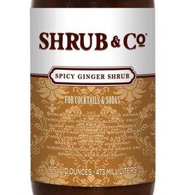 Shrub & Co. Spicy Ginger Shrub