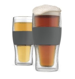 Freeze Pint Cooling Glass