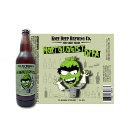 Knee Deep Brewing Hoptologist Imperial IPA
