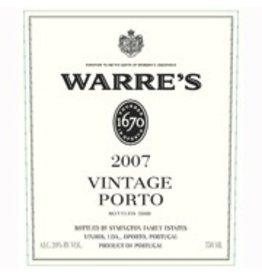 Warre's Vintage Port 2007