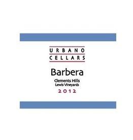 Urbano Cellars Barbera 16