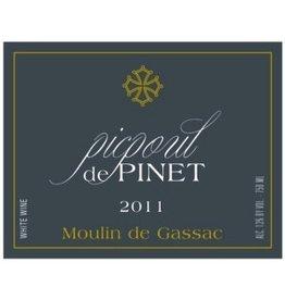 Organic Moulin de Gassac Picpoul de Pinet 15