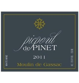 Organic Moulin de Gassac Picpoul de Pinet 18