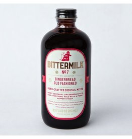 Bittermilk No. 7 Gingerbread Old Fashioned