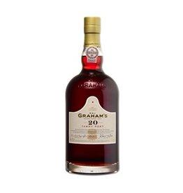 Graham's 20 Year Old Tawny Port 375ml