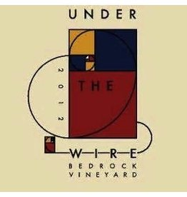 Under the WIre Alder Springs Vineyard Pinot Noir Sparkling WIne 13