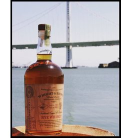 Wright & Brown Rye Whiskey