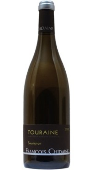 Biodynamic Chidaine Touraine Sauvignon Blanc 17