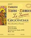 Saint Damien Gigondas La Louisianne  16
