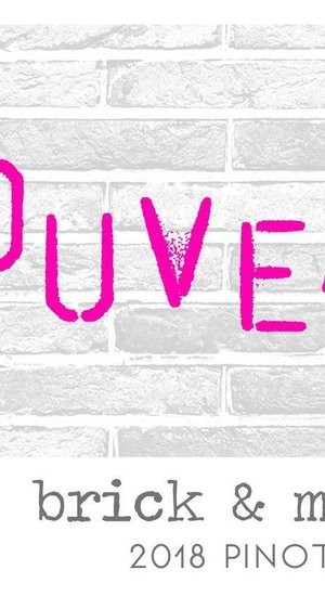 Organic Brick and Mortar Pinot Meunier Nouveau Block House Vineyard 18