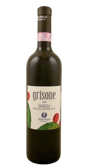 Alfio Mozzi Valtellina Superiore Sassella 'Grisone' 13