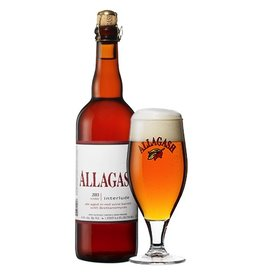 Allagash Interlude Barrel-Aged Sour 16