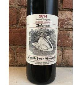 Joseph Swan Zinfandel Bastoni Vineyard 13