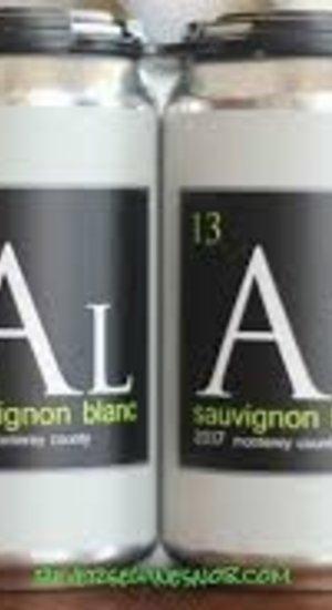 AL Sauvignon Blanc 375ml Cans 17