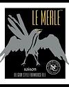 North Coast Le Merle Saison 4pk