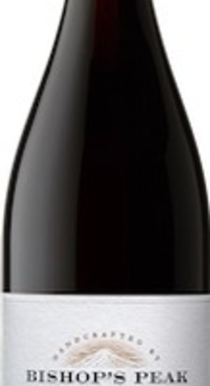 Bishop's Peak Pinot Noir 16