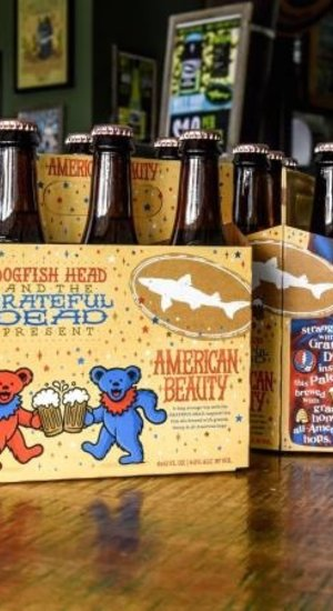 Dogfish Head American Beauty Imperial Pale Ale