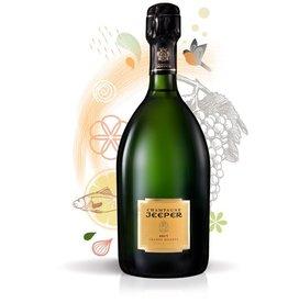 Jeeper Grand Reserve Brut Champagne NV 375ml