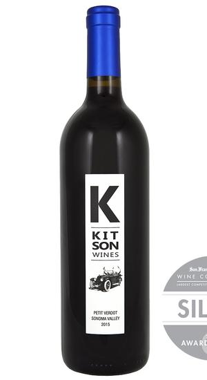 Kitson WInes Petit Verdot 15