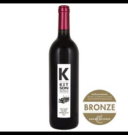 Kitson Wines Hud's Blend Red Wine 15 (44% Cabernet Sauvignon, 44% Merlot 12% Petit Verdot)
