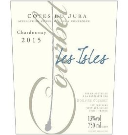 Biodynamic & Natural Courbet Cotes du Jura Chardonnay 'Les Isles' 16