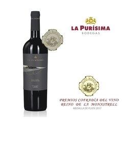 La Purisima 'Old Vines Expression' Monastrell, Yecla 14