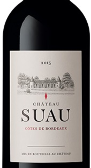 Organic & Natural Chateau Suau Cotes de Bordeaux 15