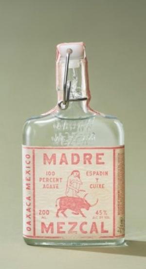 Madre Mezcal Espadin y Cuishe 200ml