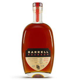 Barrell Bourbon Cask Strength #18