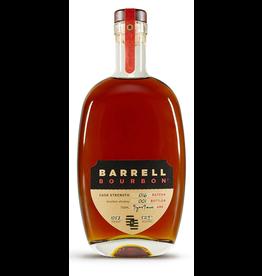 Barrell Bourbon Cask Strength #16