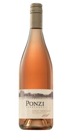 Ponzi Pinot Noir Rosé 18