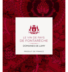 Comtes de Lamy Fontareche VDP Aude 16