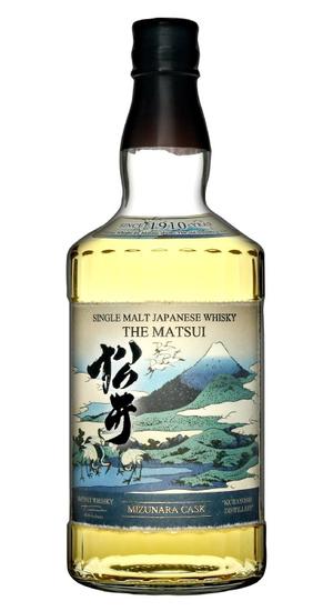 The Matsui SingleMalt Whiskey Mizunara Cask